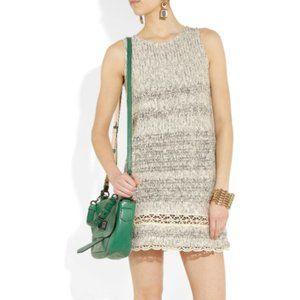 VANESSA BRUNO Cotton Sleeveless Knit Dress #BF8